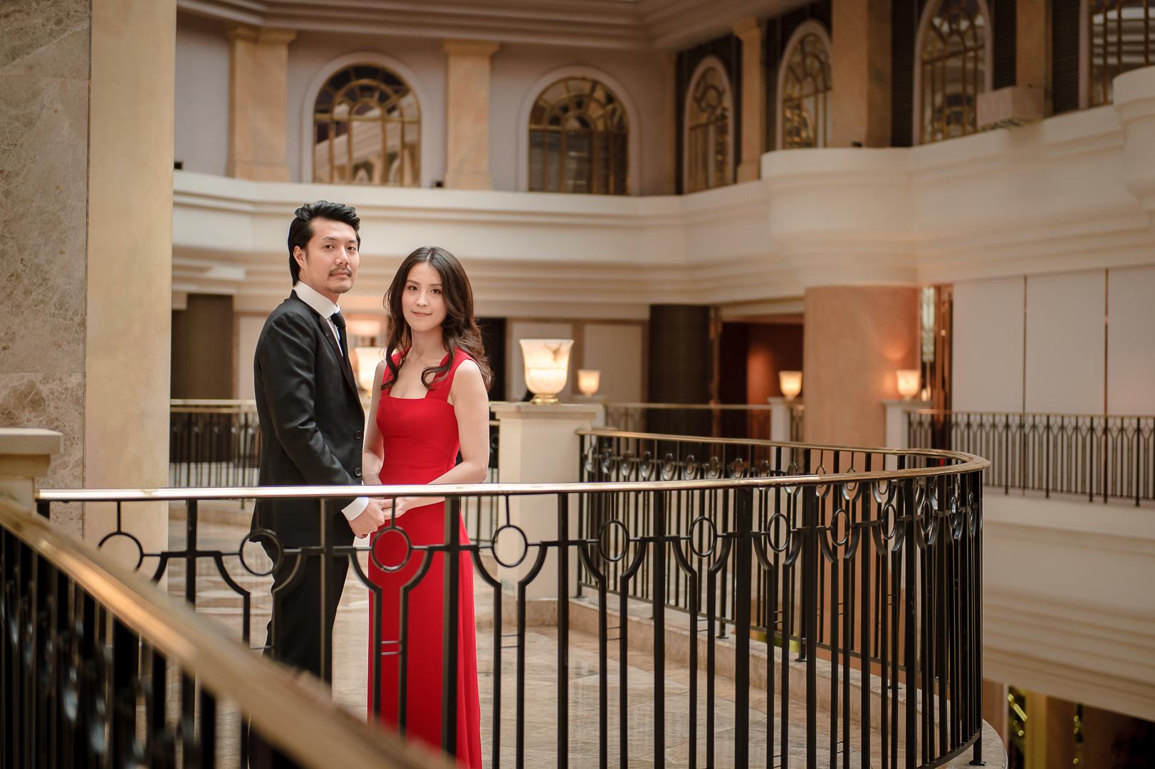 |台北婚攝|  Zeke&Phoebe 婚禮紀錄|君悅酒店