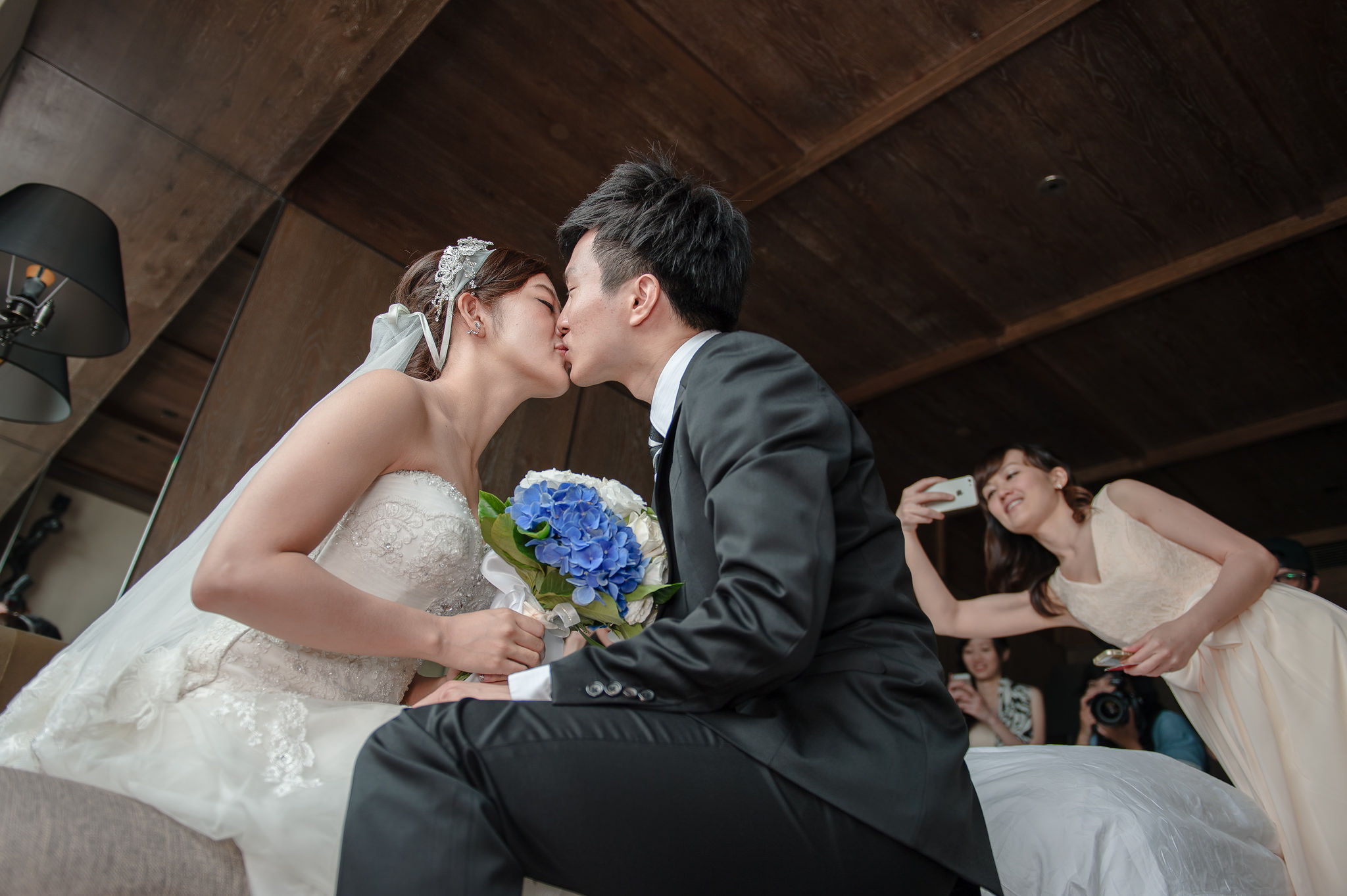 |台北婚攝| Andy&Misha  婚禮紀錄|君品酒店
