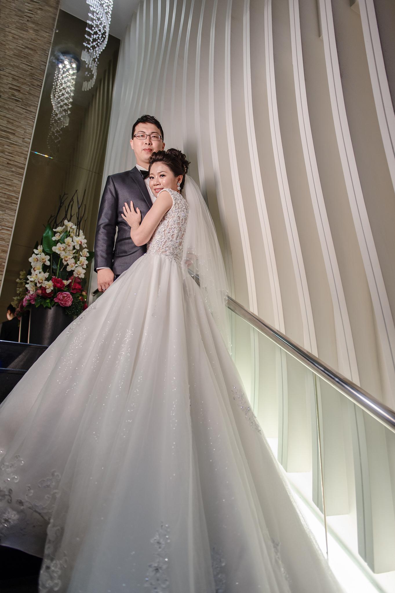 |台北婚攝| Nick&Patty 婚禮紀錄|海釣船餐廳