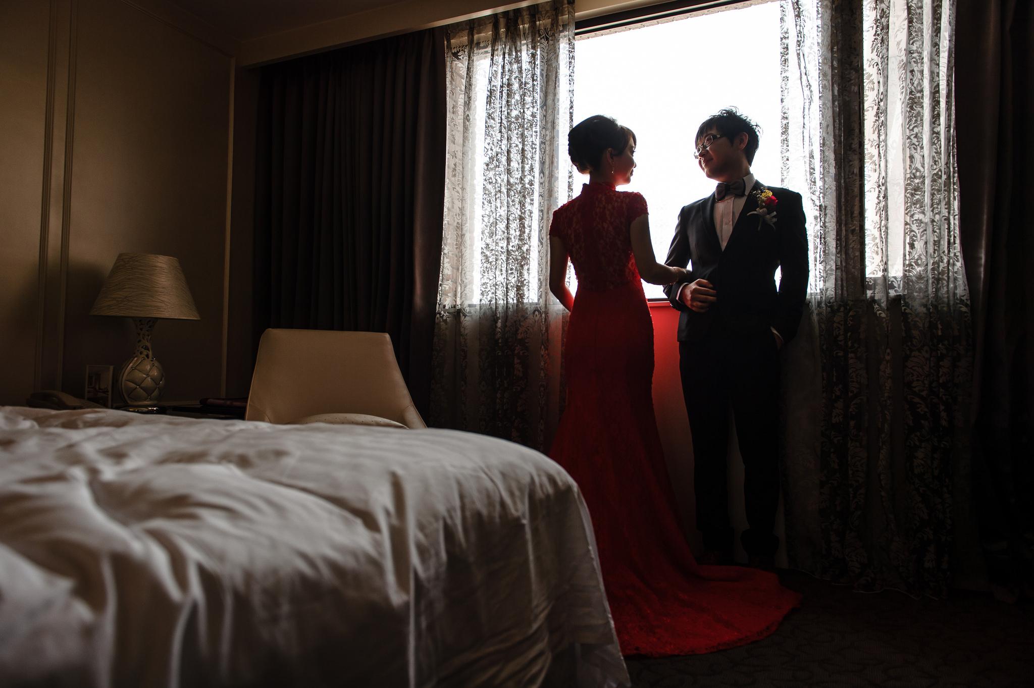 |台北婚攝| Jimmy&Julie 婚禮紀錄|富信飯店