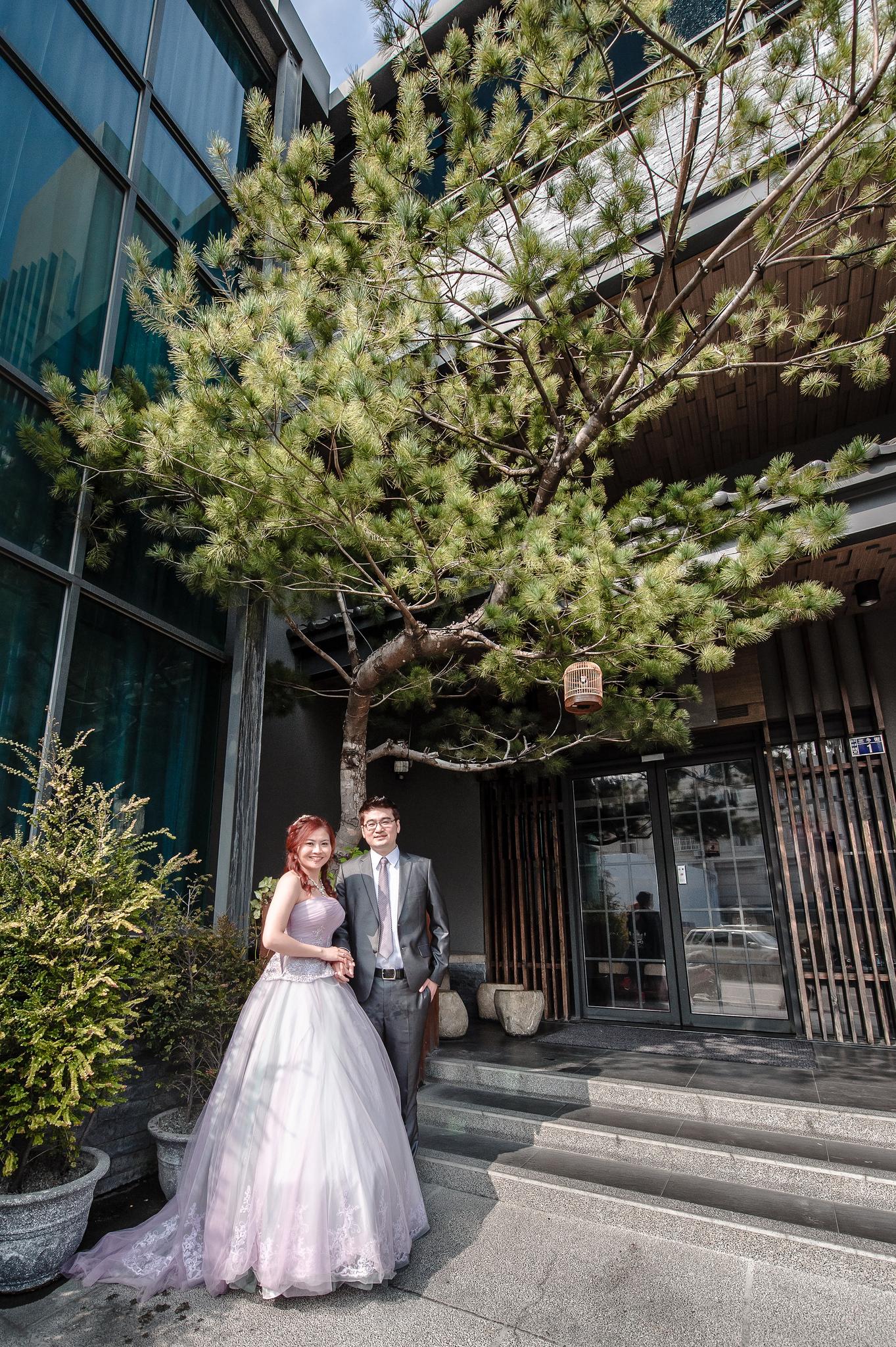  彰化婚攝  學彥&詩雅 婚禮紀錄 華屋日本料理