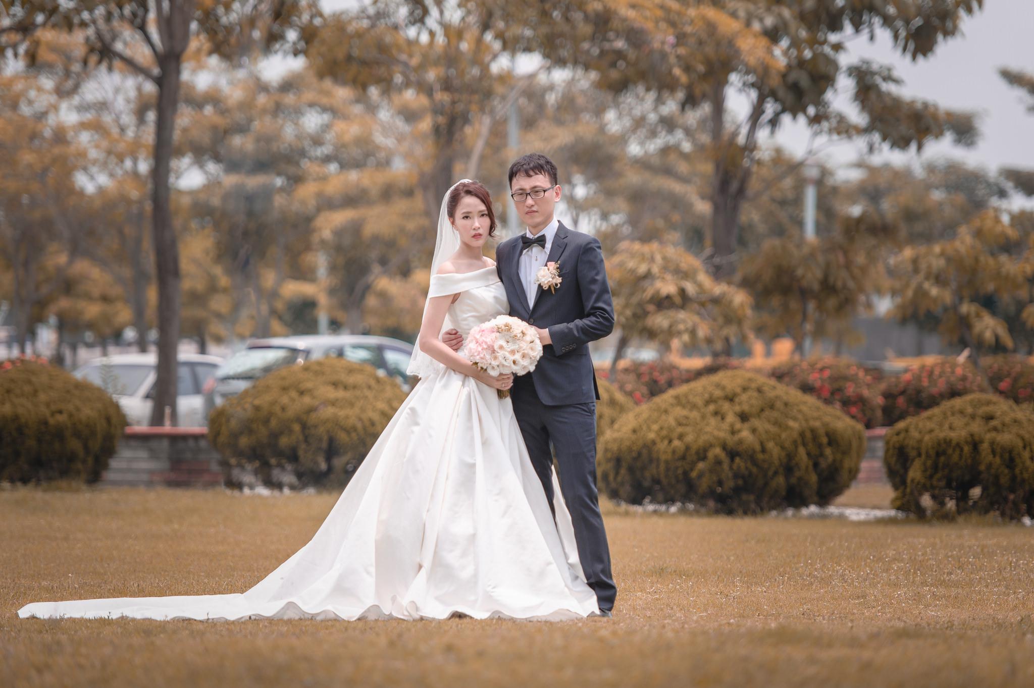 |台中婚攝| 阿伯&咻咻 婚禮紀錄| 福野婚宴會館