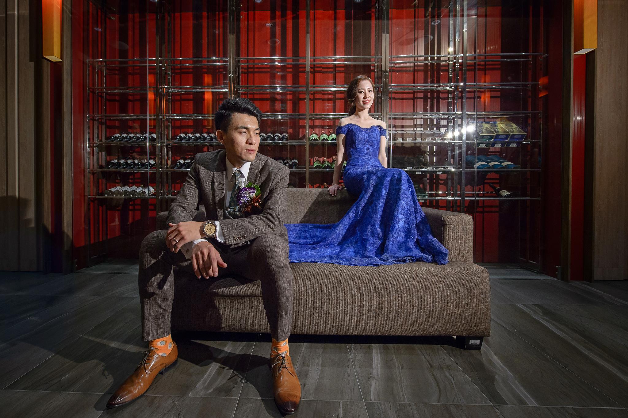 |台北婚攝| Bruce&Irene 婚禮紀錄| 上海鄉村