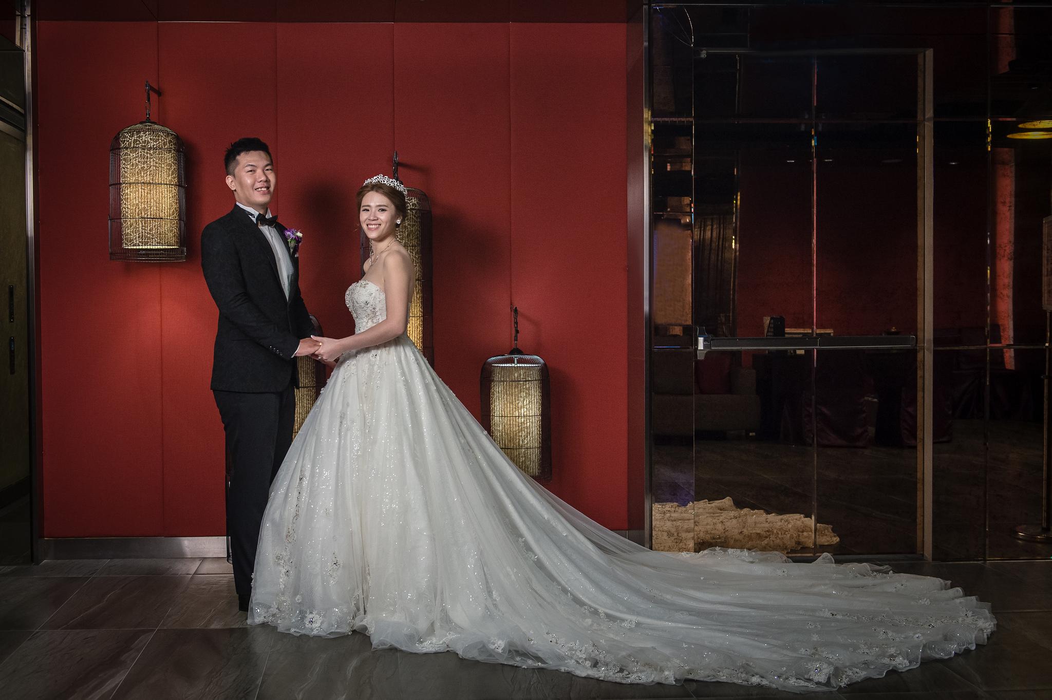 |台北婚攝| Ian&Jean 婚禮紀錄| 上海鄉村