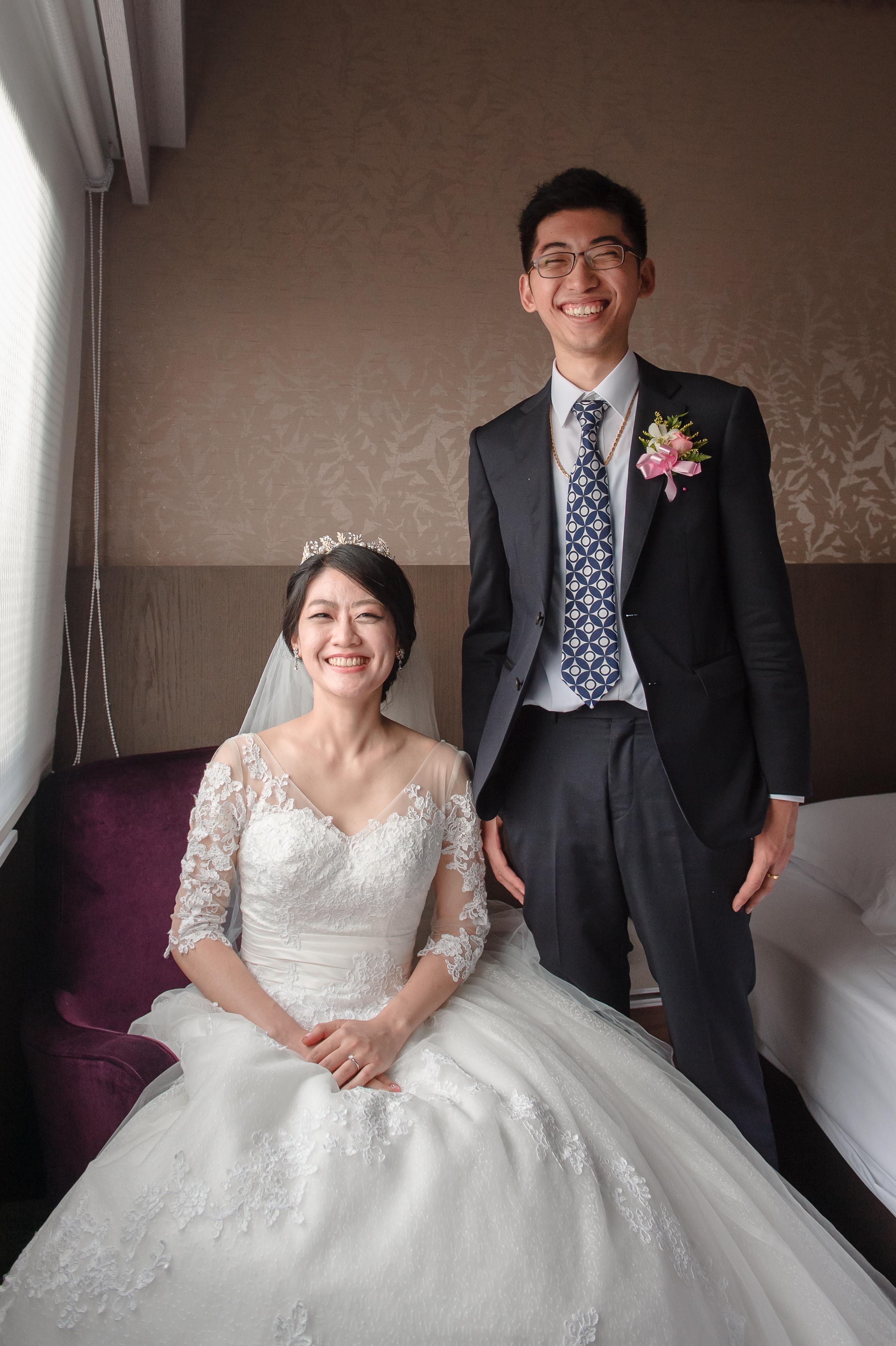 |台北婚攝| Molar&Swee 婚禮紀錄| 兄弟大飯店