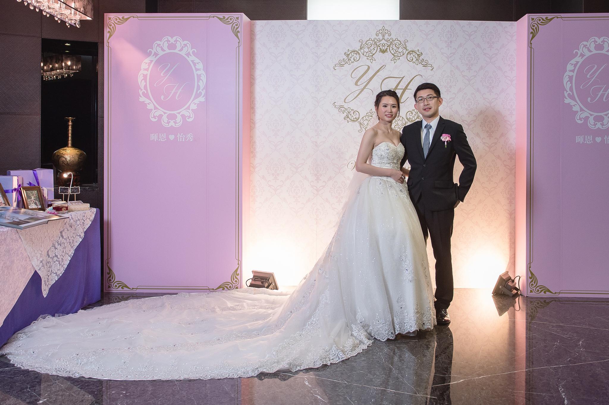 |台北婚攝| 暉恩&怡秀 婚禮紀錄| 水源會館