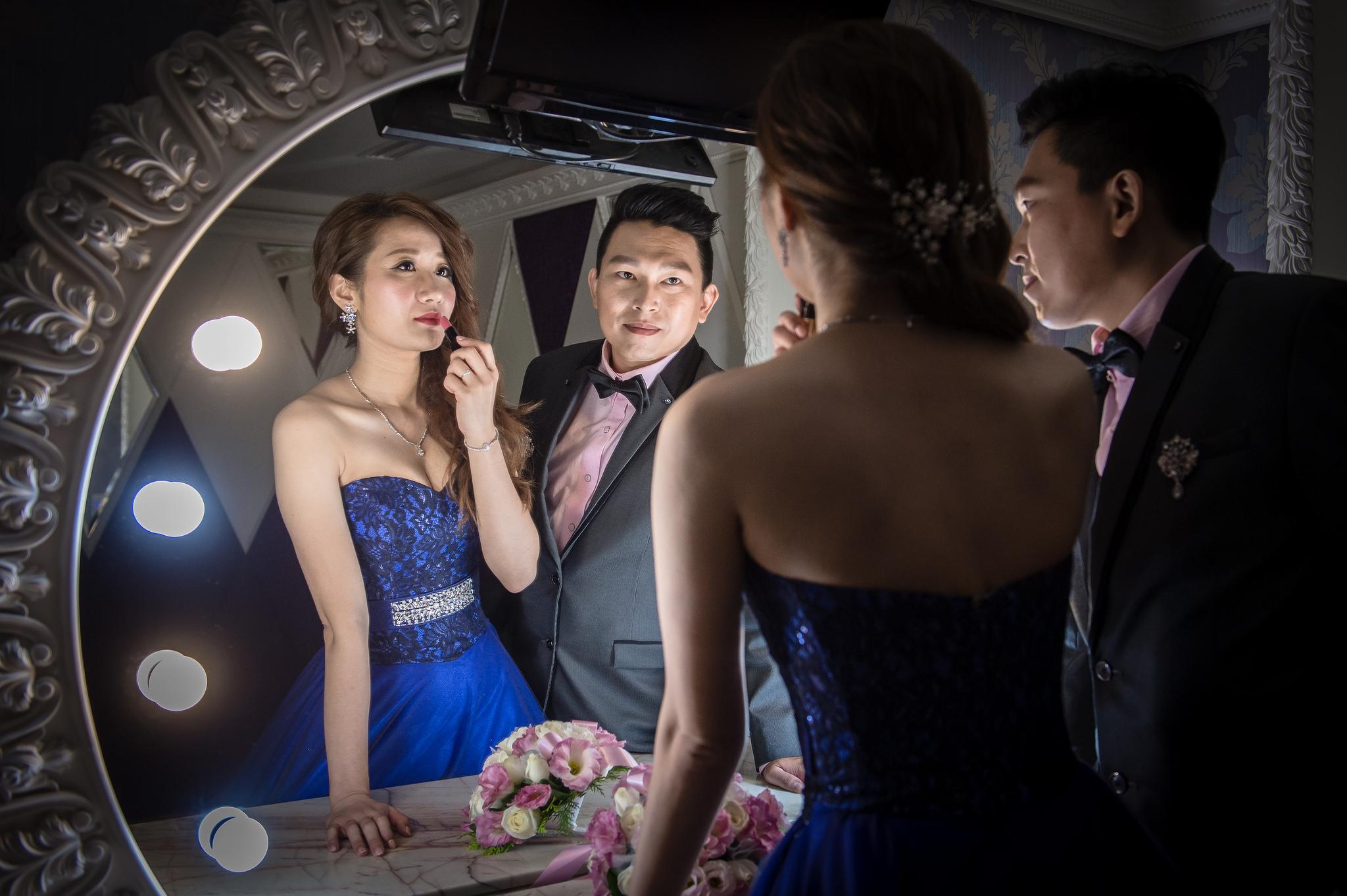 |台北婚攝| 一杰&裕珊 婚禮紀錄| 新莊典華會館