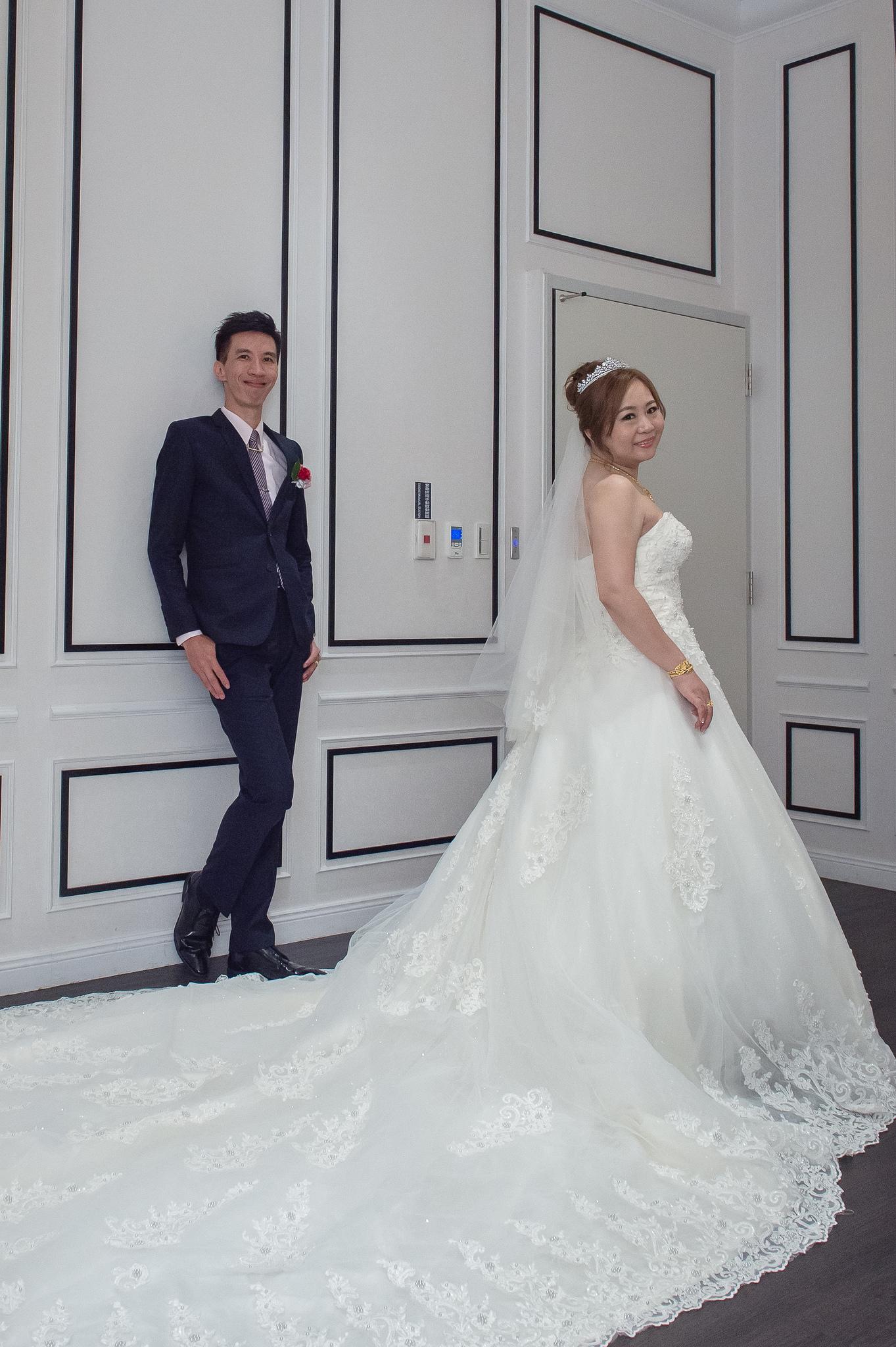|桃園婚攝| 春天&莎莎 婚禮紀錄| 八德彭園會館