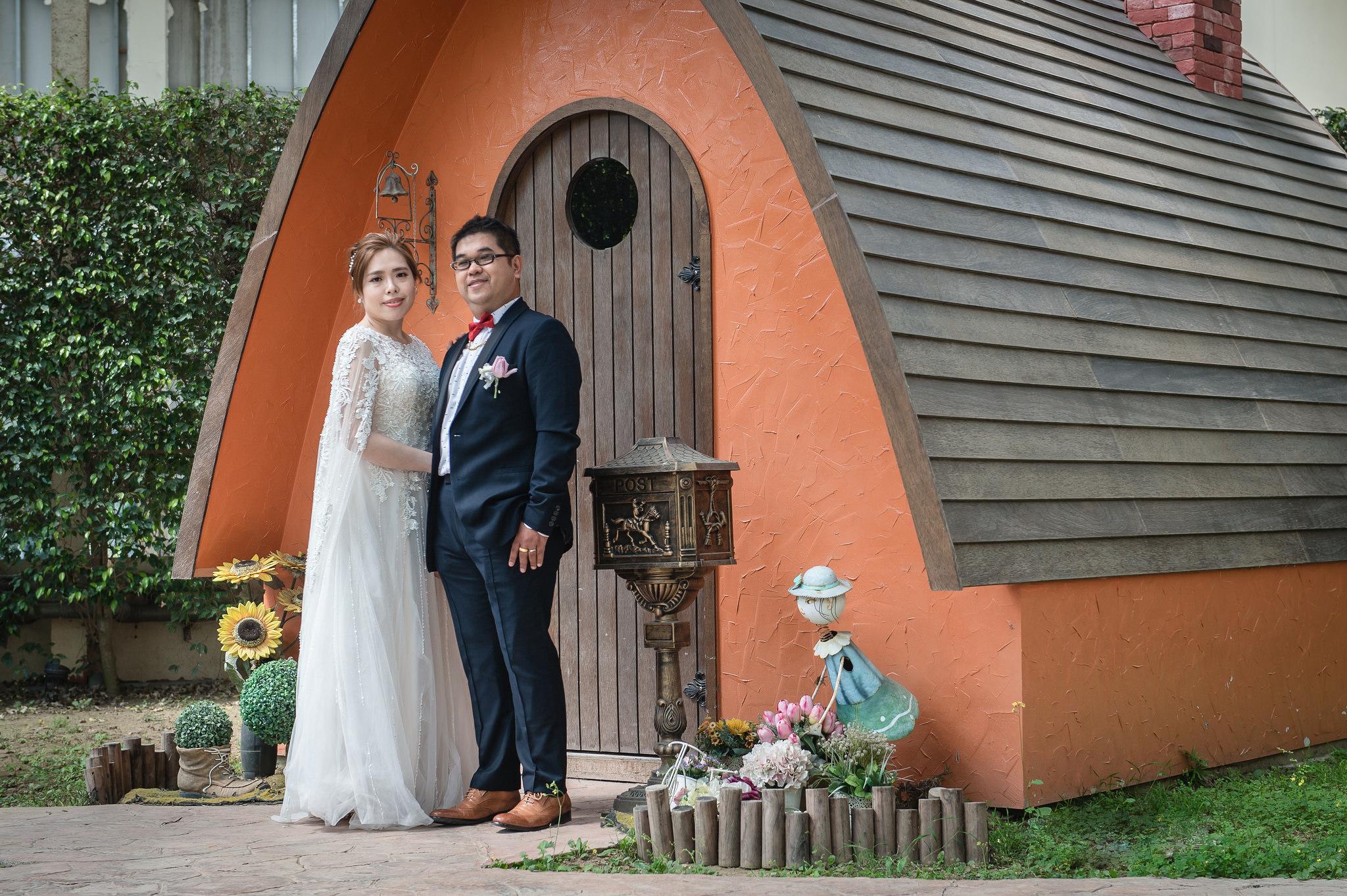 |桃園婚攝|  文福&可欣 婚禮紀錄| 茂園和漢美食館宴會館