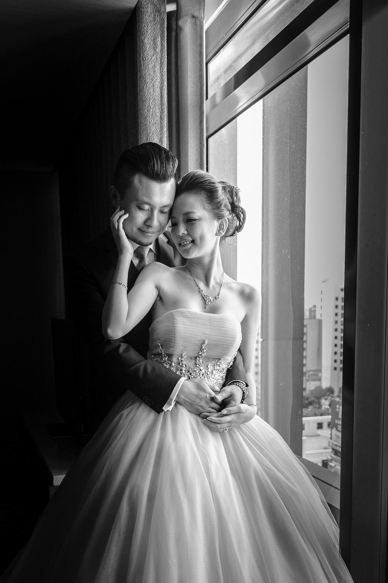 |台中婚攝| Max&Joan 婚禮紀錄| 台中金典酒店