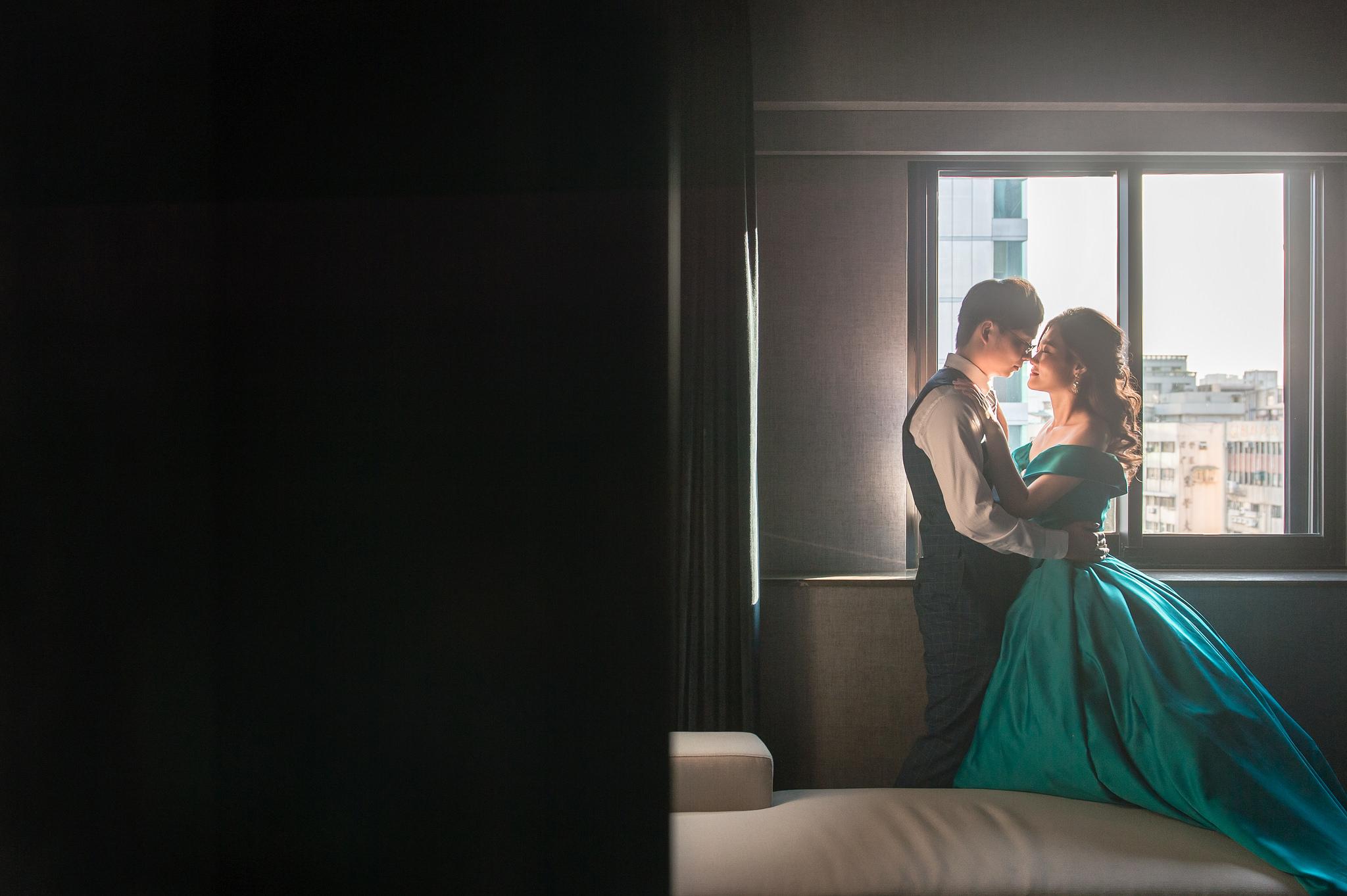 |台北婚攝| Darren&Sofie 婚禮紀錄| 台北兄弟大飯店