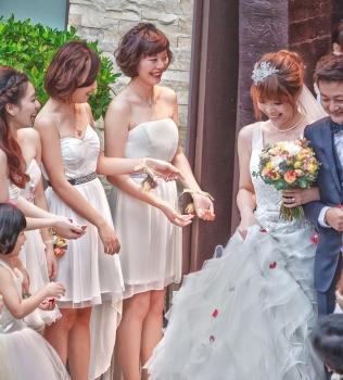 |台北婚攝| 啟東&羽靖 婚禮紀錄|麗庭莊園