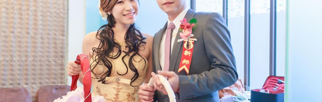 |台北婚攝| 嘉銘&宛禎 婚禮紀錄|喜月經典港式飲茶