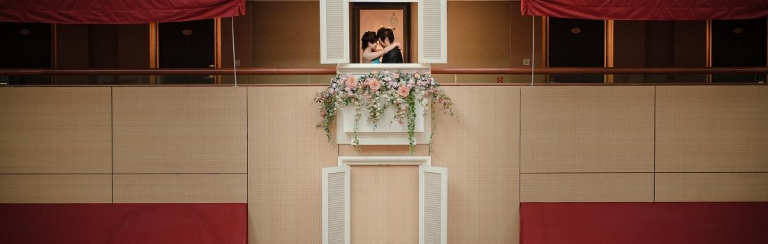 |台北婚攝| 廷碩&瑾鎔 婚禮紀錄|新農園會館