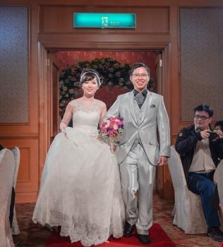 |新竹婚攝| 坤興&依伶 婚禮紀錄|煙波大飯店