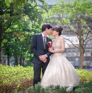 |台北婚攝| Paul&Emma 婚禮紀錄|華漾中崙