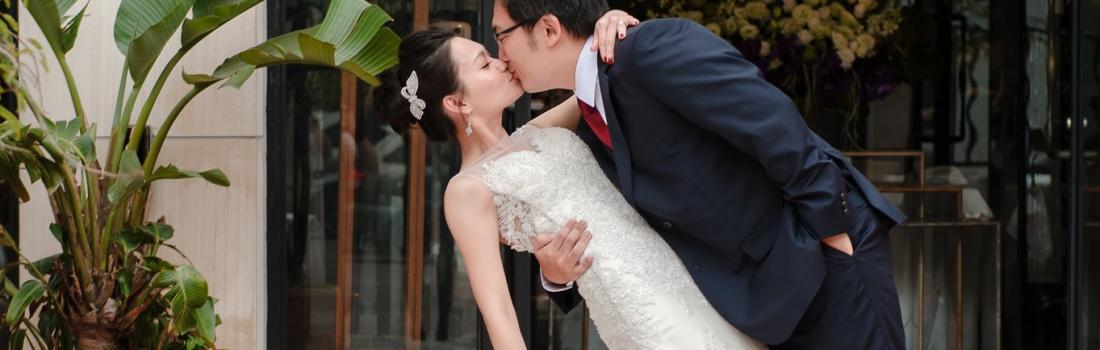 |台北婚攝| Joe&Janice 婚禮紀錄 |Joyce West Cafe