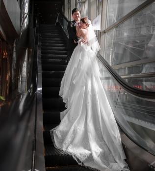 |台北婚攝| Robert&Rebecca 婚禮紀錄|雅悅會館