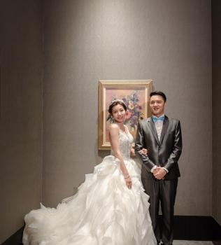 |台北婚攝| Micheal&Sheena  婚禮紀錄|環球華漾飯店