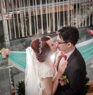 |台北婚攝| 志瑋&Doris 婚禮紀錄|台北花園酒店