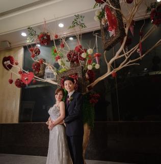 |台北婚攝| Chris&Connie  婚禮紀錄|仁和齋