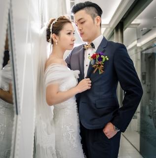 |台北婚攝| Bruce&Nubo 婚禮紀錄|新莊典華