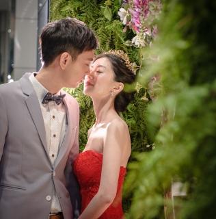 |台北婚攝| Jet&Amanda  婚禮紀錄|京采飯店