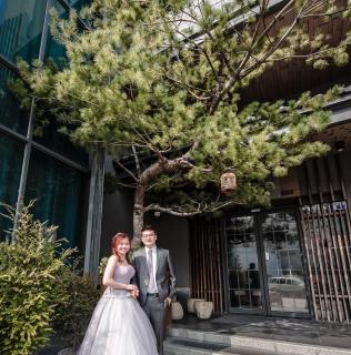 |彰化婚攝| 學彥&詩雅 婚禮紀錄|華屋日本料理