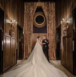 |台北婚攝| Deven&Stephanie 婚禮紀錄| 君品酒店