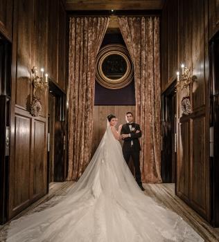  台北婚攝  Deven&Stephanie 婚禮紀錄  君品酒店