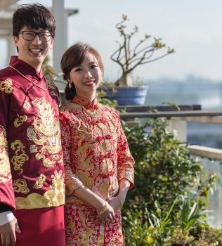 |桃園婚攝|  Allen&筱雯 婚禮紀錄| 桃園晶宴會館