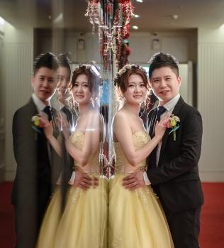 |台北婚攝| Fred&佳蓁 婚禮紀錄| 板橋囍宴軒