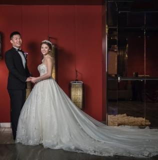  台北婚攝  Ian&Jean 婚禮紀錄  上海鄉村