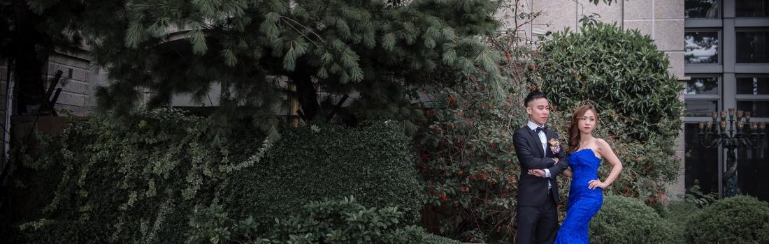 |桃園婚攝| 小蔡&涵惠 婚禮紀錄| 古華花園飯店