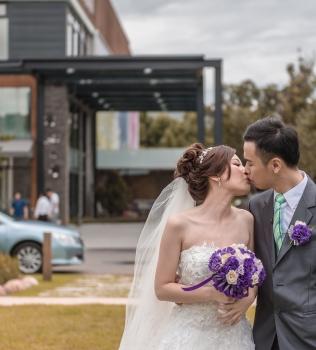 |桃園婚攝| CH&Yu 婚禮紀錄| 晶麒莊園