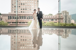|台北婚攝| 百原&芷萱 婚禮紀錄| 台北寒舍艾美酒店