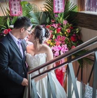 |桃園婚攝| Edison&Irene 婚禮紀錄| 福珍美食館