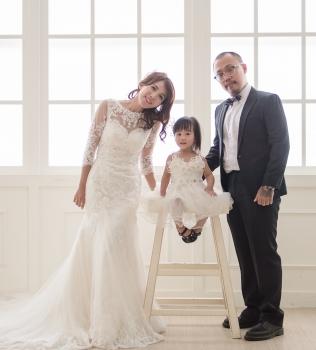 |家庭婚紗| Allen&Amanda