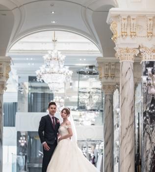 |台北婚攝| 子文&憶雰 婚禮紀錄| 新莊典華會館