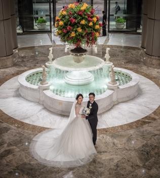 |台北婚攝| 小噗&Veronica 婚禮紀錄| 台北君悅酒店