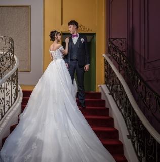 |台北婚攝| Bart&Mei 婚禮紀錄| Lamigo那米哥宴會廣場