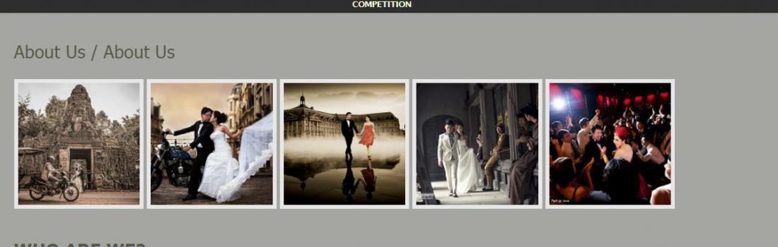 |公告| 取得AsiaWPA 亞洲婚禮攝影協會攝影師