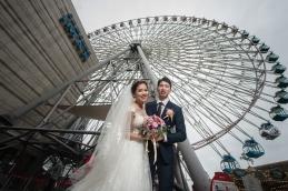 |台北婚攝| Byran&Carey 婚禮紀錄| 美麗華華漾大飯店