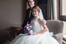  台北婚攝  Jason&Eve 婚禮紀錄  台北長春素食餐廳