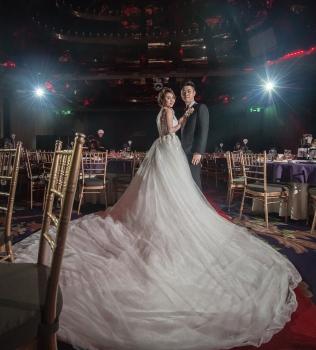 |台北婚攝| 堃漢&佩葶 婚禮紀錄| 頤品大飯店