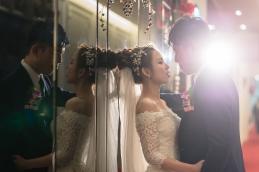 |台北婚攝| 少倫&咪咪 婚禮紀錄| 板橋囍宴軒