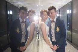 |台北婚攝| 德誠&韻如 婚禮紀錄| 內湖水源會館