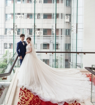 |台北婚攝| Kevin&Rebecca 婚禮紀錄| 台北大倉久和大飯店