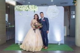 |桃園婚攝|  Rocky&Mina 婚禮紀錄| 羅莎會館