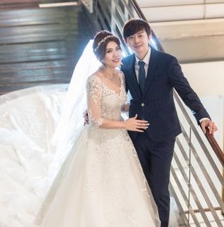 |台北婚攝| 亞祺&倩雯 婚禮紀錄| 三重彭園會館